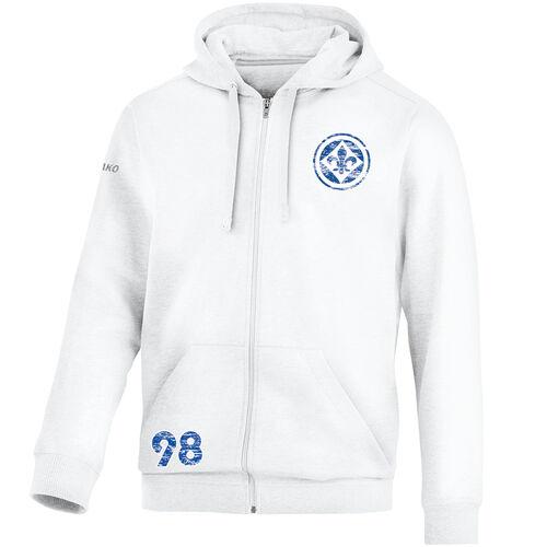 Jako Darmstadt 98 Kapuzenjacke Retro Hoodie 20172018 Fan