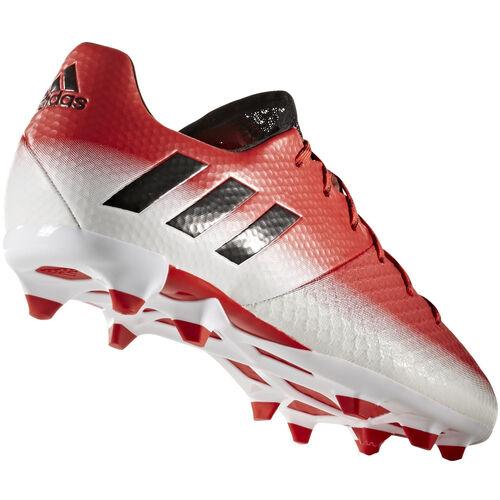 Details zu adidas Messi 16.2 FG Men Fußballschuhe Herren Schuhe Fußball rotweiß BA9144