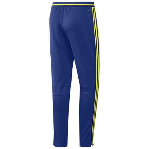 Details about adidas Spanien FEF Herren Trainingshose Fußball Jogginghose blau AI4868
