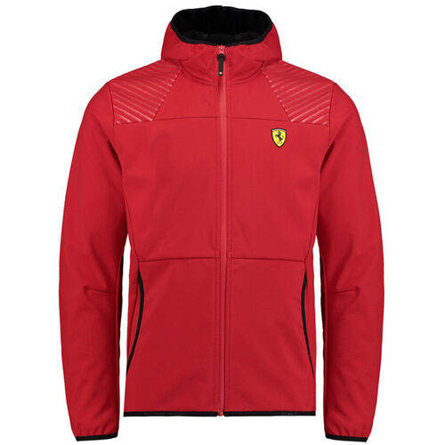 Ferrari Scuderia Zip Sweatshirt F1 Formel 1 Damen Jacke Sportjacke Jacket NEU
