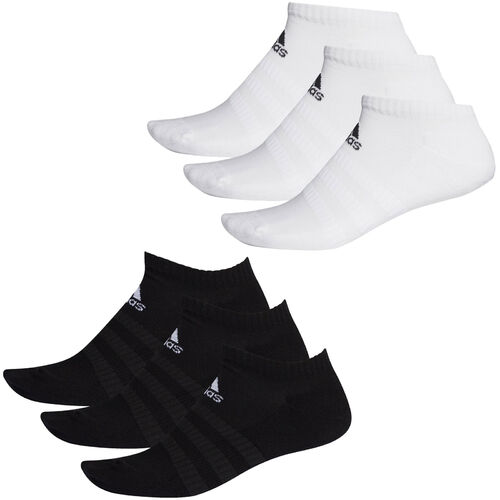 Details zu adidas Cushioned Low Cut Socken 3 Paar Sneakersocken Freizeitsocken DZ9384