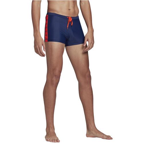 Details zu adidas Tapered Boxer Badehose Herren Schwimmhose Boxershort enganliegend FJ4724