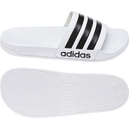 Details about Adidas Neo Adilette CLOUDFOAM Flipflops Sauna Shoes Bath  Shoes Bath Slippers- show original title