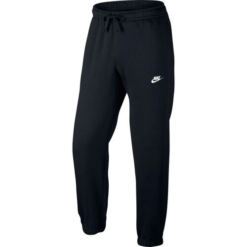 Nike Fleece Club Jogginghose schwarzweiß M