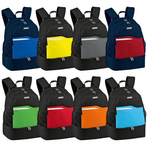 Spalding Basketball Rucksack schwarz//blau mit extra Bodenfach