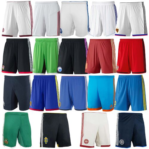Details about Adidas Shorts Various Top Teams Football Pants Shorts Football Pants Sport Trousers show original title