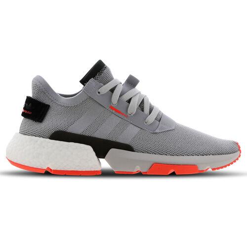 Details zu adidas Pod S3.1 Sneaker Herren Freizeitschuhe Turnschuhe grau F97337