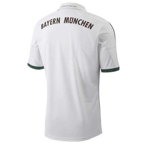Détails sur Adidas FC Bayern Munich Away Maillot wiesn maillot Oktoberfest messieursenfants Blanc afficher le titre d'origine