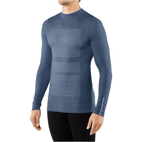Falke Langarm-Shirt Funktionsshirt Sportshirt Pullover Skiunterwäsche