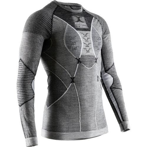 X-Bionic Apani 4.0 Merino Shirt Long Sleeve Damen Funktionsshirt Ski Unterhemd