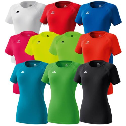 Erima Laufshirt Jogging Tanktop Training T-Shirt Fitness Sport Running ärmellos