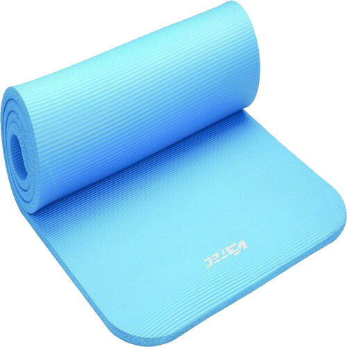 V3Tec Fitness Gymnastikmatte 190 x 60 cm Gymnastik Fitness Yoga Matte 115583