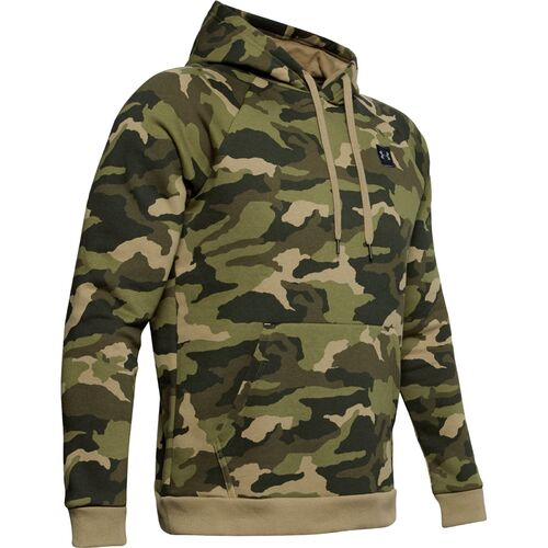 Details about Under Armour Rival Fleece Camo Hoodie Mens Sport Leisure Hoodie show original title