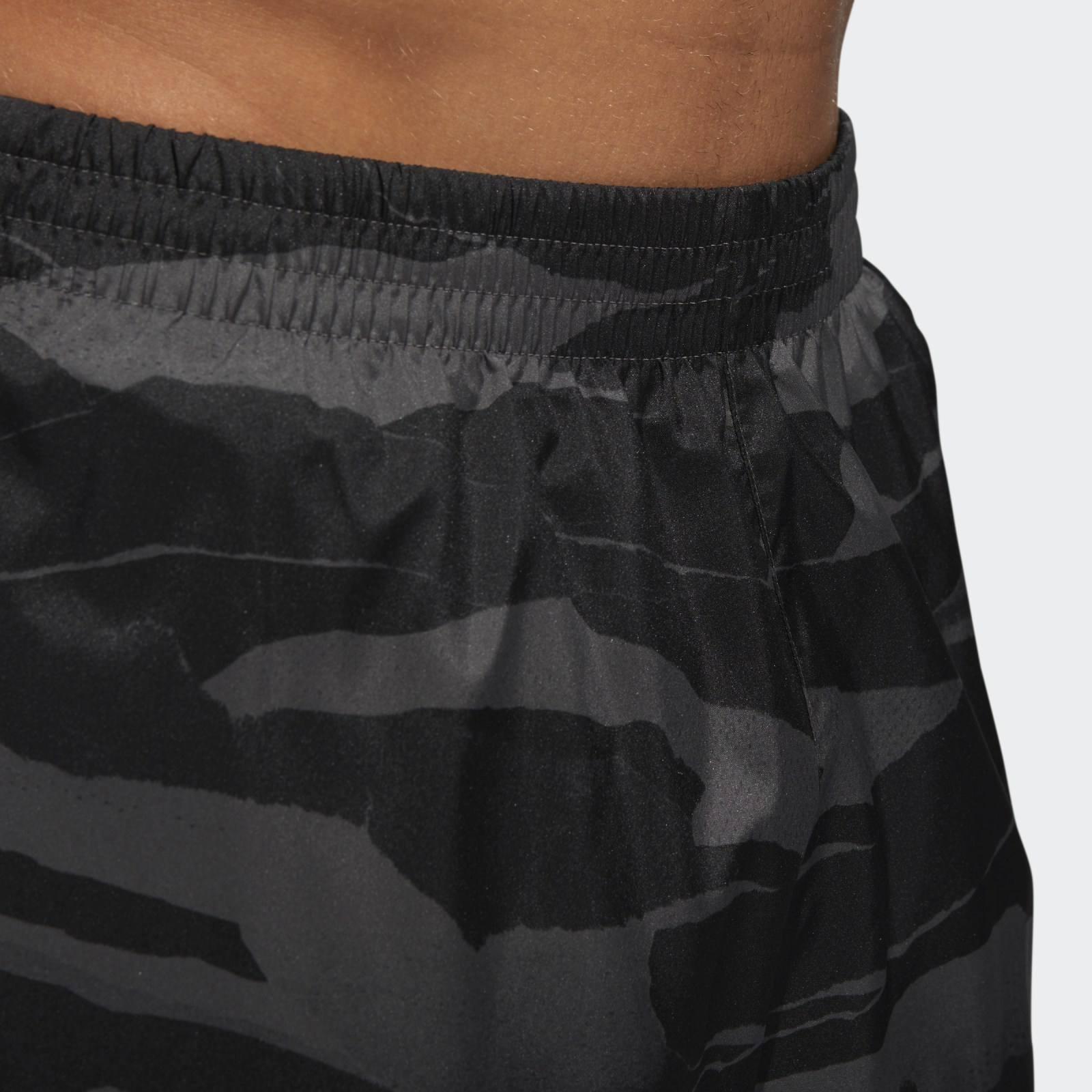 adidas Run-It Shorts Camouflage Laufhose Laufshorts Herren Fitness DQ2562