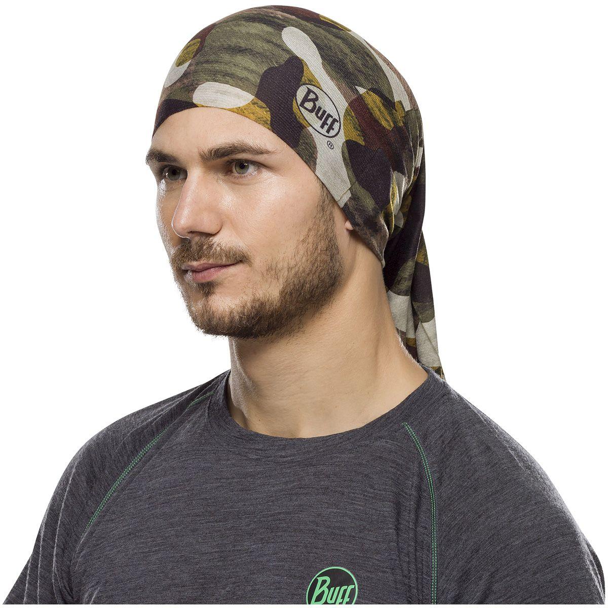 Multifunktionstuch Halstuch Kopftuch Stirnband zadi terracotta Buff CoolNet UV