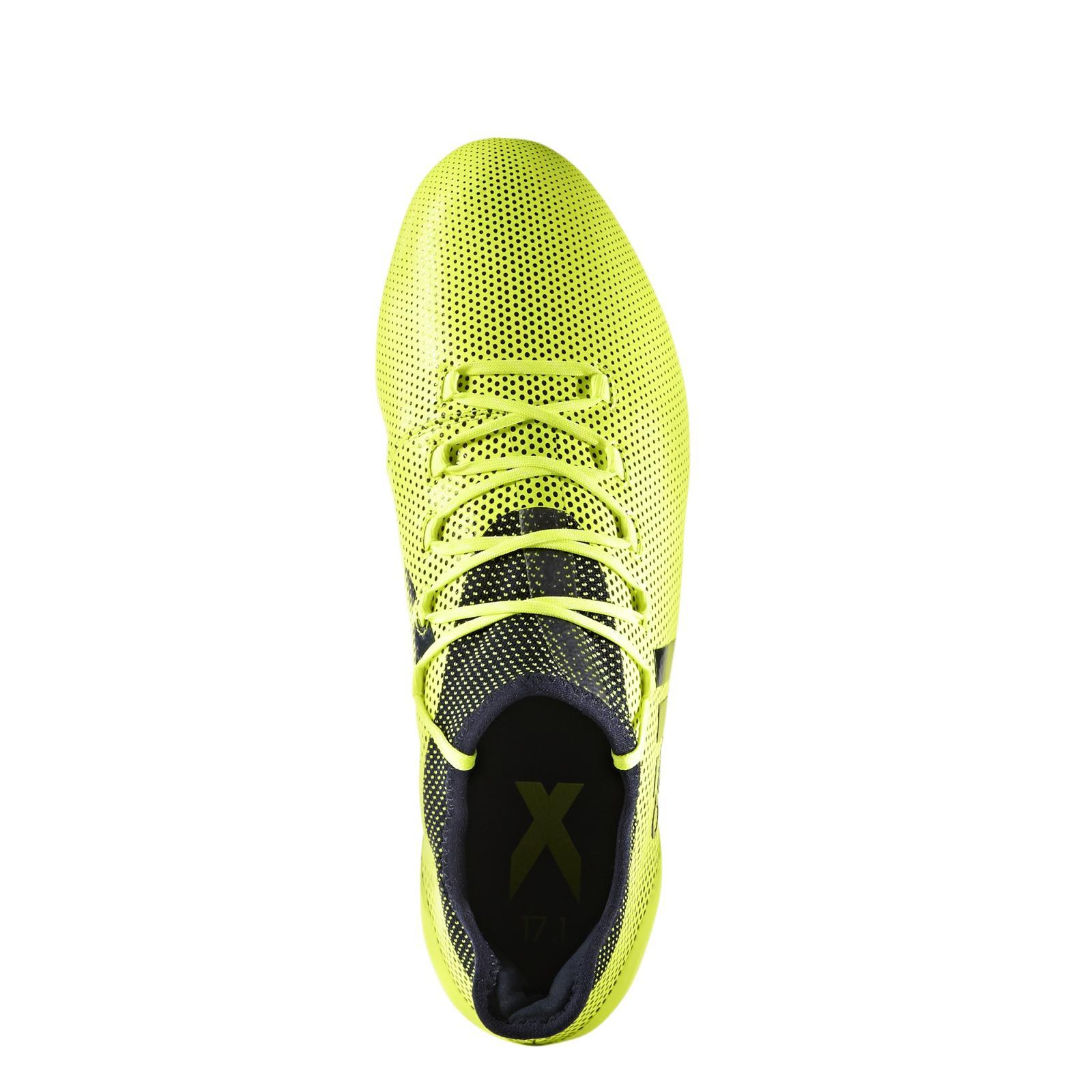 1 Schuhe Fußball S82314 Adidas Zu 17 Sg Rasen X Fußballschuhe Gelbschwarz Details Stollen vm8nwON0